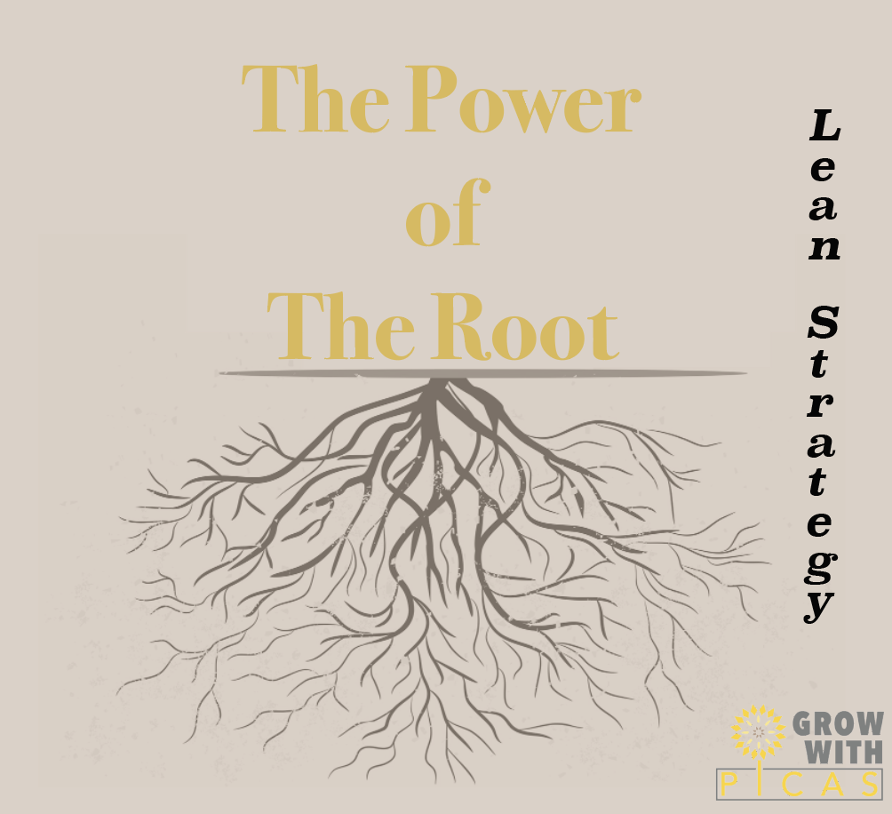 The power of the root lean strategy