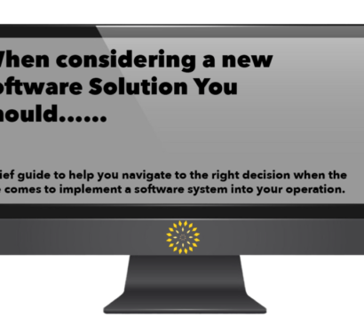 Guide to choosing the right software