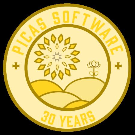 Celebrating 30 Years Logo